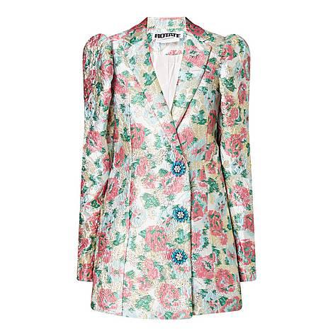 Carol Blazer Dress, ${color}