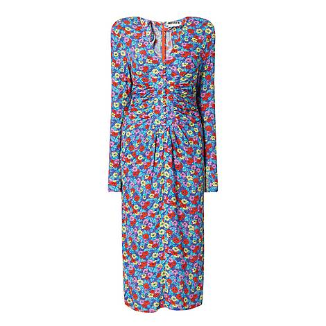 Heather Poppy Dress, ${color}