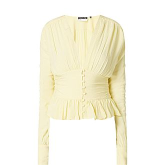 Tracy Lemonade Blouse