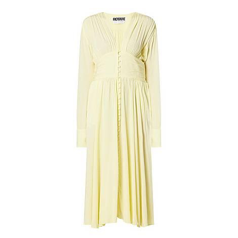 Tracy Long Midi Dress, ${color}