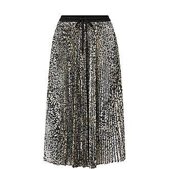 Vienna Pleated Skirt