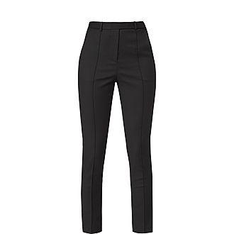 Teddie Slim Cropped Trousers