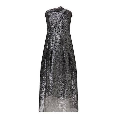 Saranda Lurex Dress, ${color}