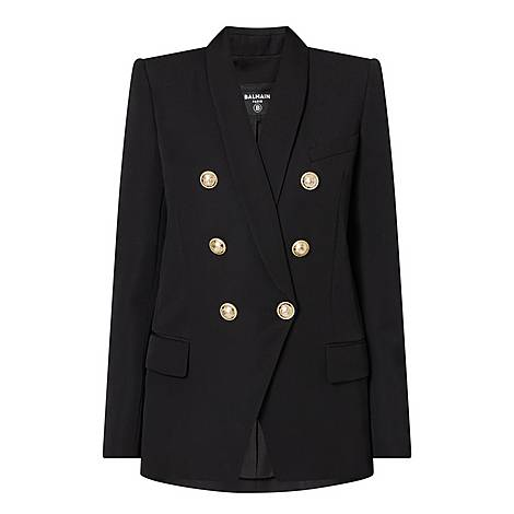 Double-Breasted Blazer, ${color}
