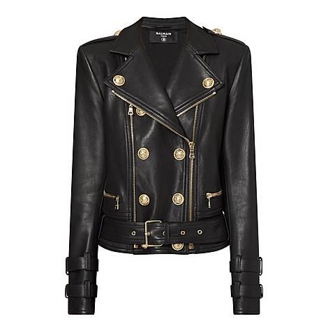 Six Button Leather Jacket, ${color}