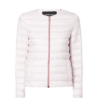 Fiorire Quilted Jacket