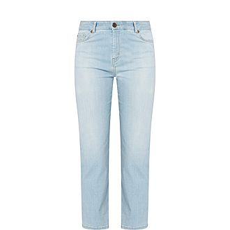 Olea Cropped Jeans