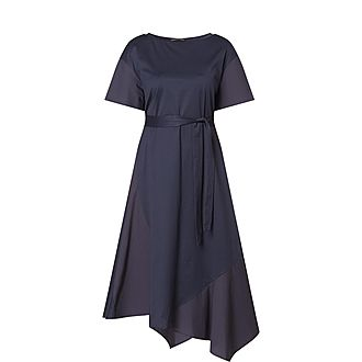Palazzi Cotton Dress