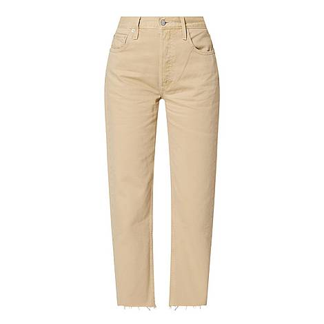 The Tommy Straight Leg Denim Jeans, ${color}