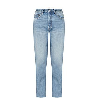 Tommy Organic Cotton Mom Jeans
