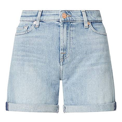 Boy Denim Shorts, ${color}