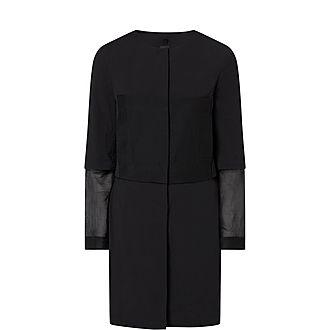 Evox Detachable Coat