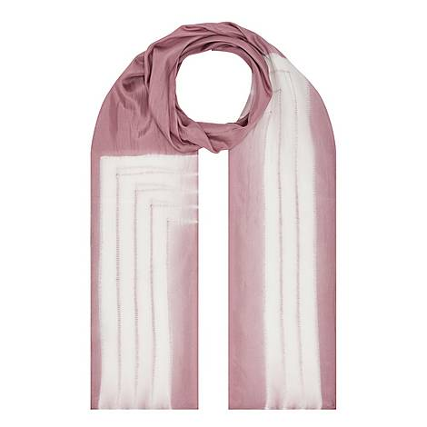 Shibori Tori Scarf, ${color}