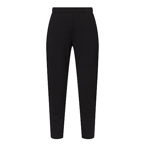 Slouchy Lyocell Trousers, ${color}