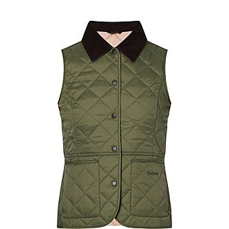 Deveron Quilted Gilet