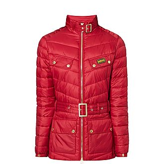 Gleann Quilted Jacket