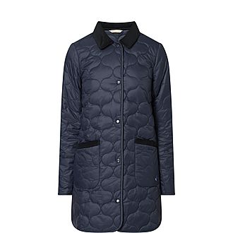 Erin Onion Quilted Jacket