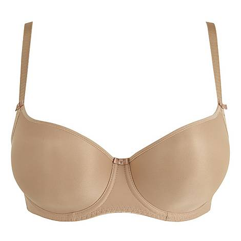Smoothing T-Shirt Bra, ${color}
