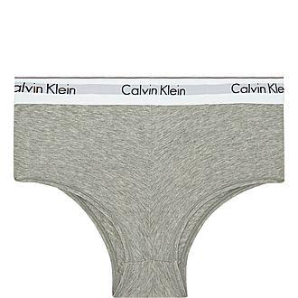 Modern Cotton Hipster Briefs