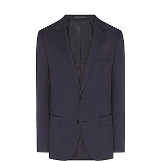 Hayes Single-Breasted Suit Jacket