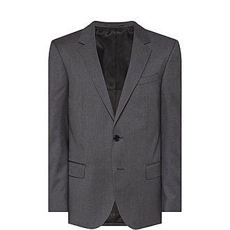 Hayes Slngle-Breasted Suit Jacket