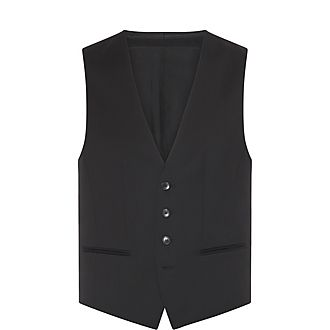Wilson Buttoned Waistcoat