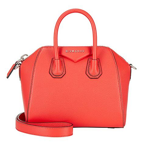Antigona Sugar Mini Satchel, ${color}