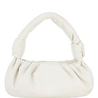 Knotted Soft Shoulder Bag