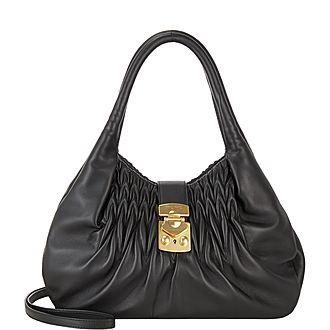 Soft Medium Shoulder Bag