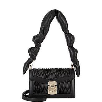 Knot Confidential Shoulder Bag