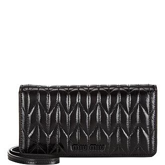 Vitello Shine Shoulder Bag
