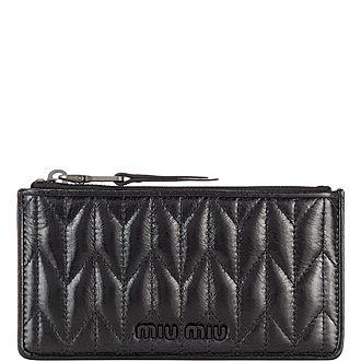 Vitello Shine Leather Wallet