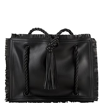 The Rope Leather Tote
