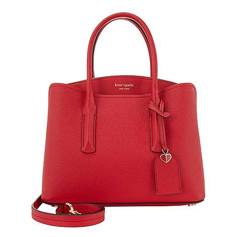 Margaux Medium Satchel, ${color}