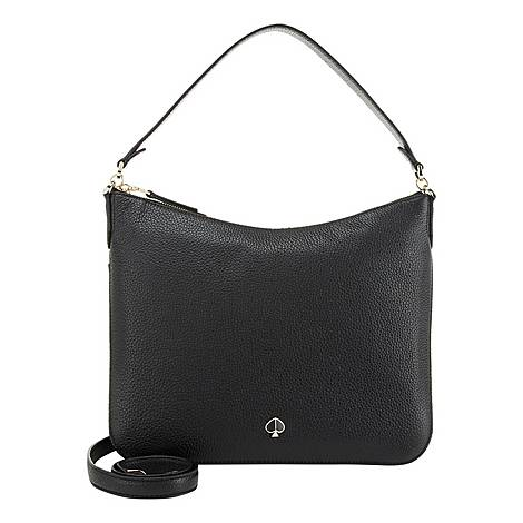 Polly Medium Shoulder Bag, ${color}