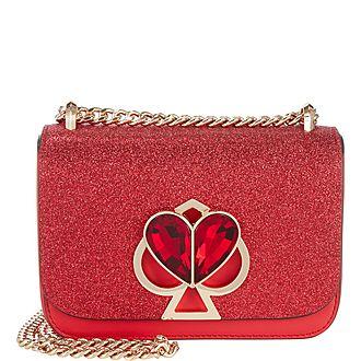 Nicola Glitter Bag