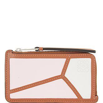 Puzzle Zip Wallet