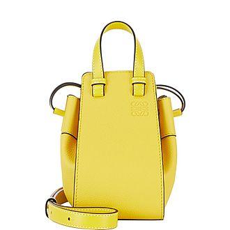 Hammock Drawstring Mini Shoulder Bag