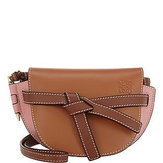 Mini Gate Crossbody Bag
