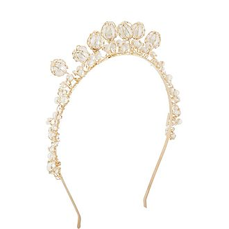 Bouquet Tiara Headband