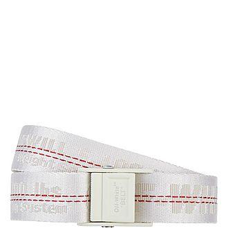 Logo Nylon Mini Industrial Belt