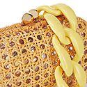 Wicker Chain Bag, ${color}