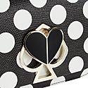 Dotted Nicola Shoulder Bag, ${color}