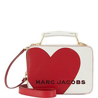 Heart Box 20 Crossbody Bag