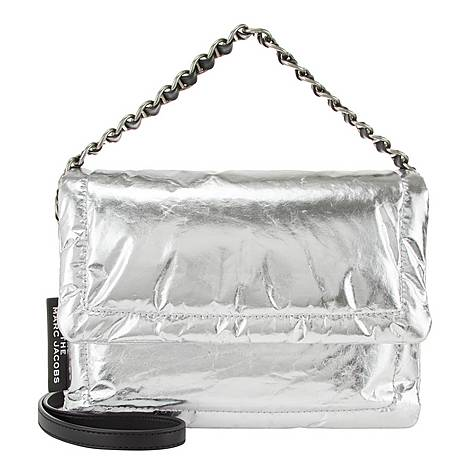 Pillow Shoulder Handbag, ${color}