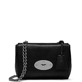 Lily Glossy Handbag