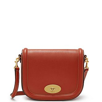 Darley Small Leather Satchel