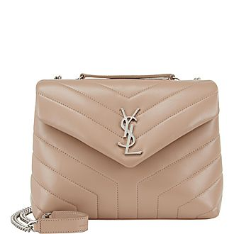 Lou Lou Chain Small Shoulder Bag