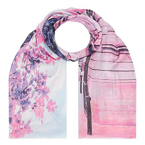 Stephen's Green Scarf, ${color}