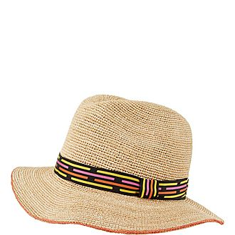 Hand Woven Hat